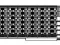 山东某学院男生宿舍建筑结构施工图