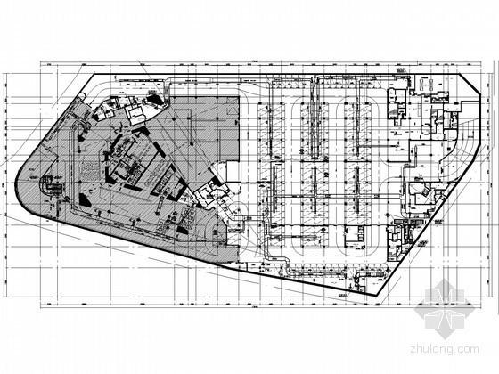 VAV空调系统设计说明资料下载-[广东]300米超高层商办楼空调通风及防排烟系统设计施工图(人防设计)