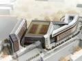 [上海]七层体育馆建筑设计方案
