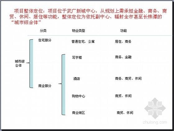 [湖南]商业写字楼项目市场定位分析报告(图标丰富 94页)
