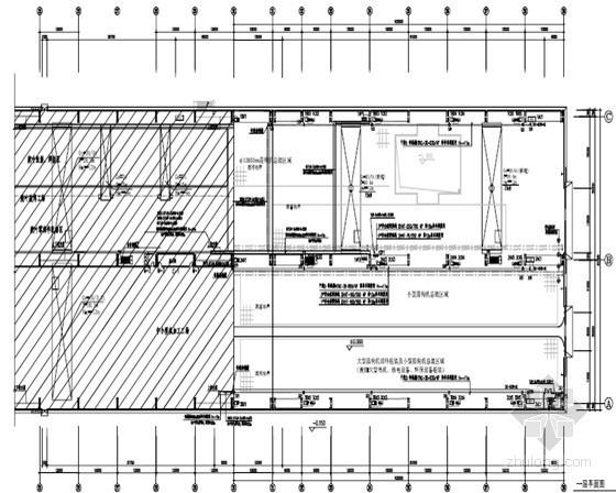 [广东]机械加工厂房电气施工图