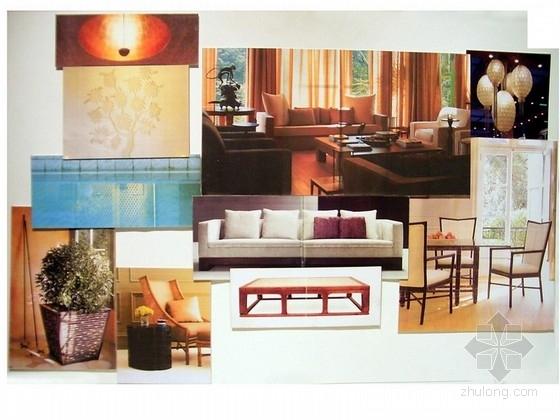 [三亚]原始热带天堂品牌国际连锁度假酒店设计概念材料示意图