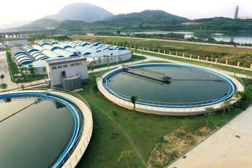 [广东]东莞市常平东部污水处理厂施工组织方案