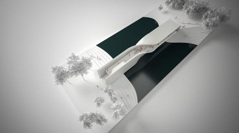 模型风效果图|VFR构建写实白模质感