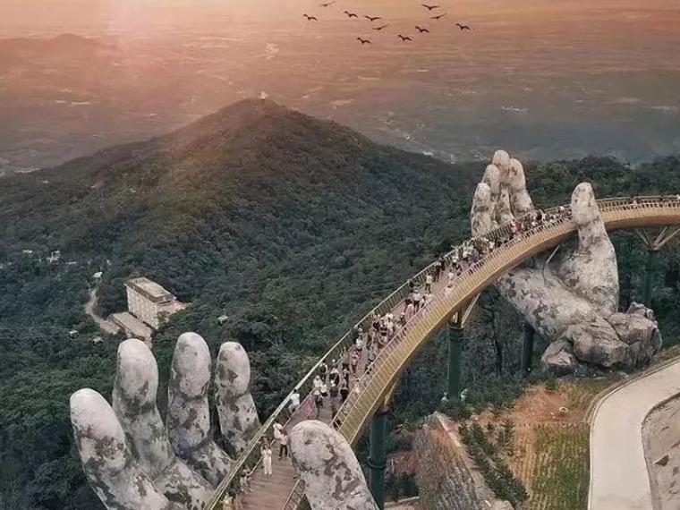 世界十大最美景观桥,实力展示什么是设计感!