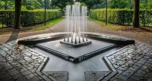园之灵魂 水景营造方法