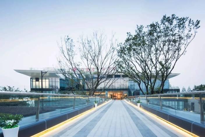 南京京奥港未来别墅景观
