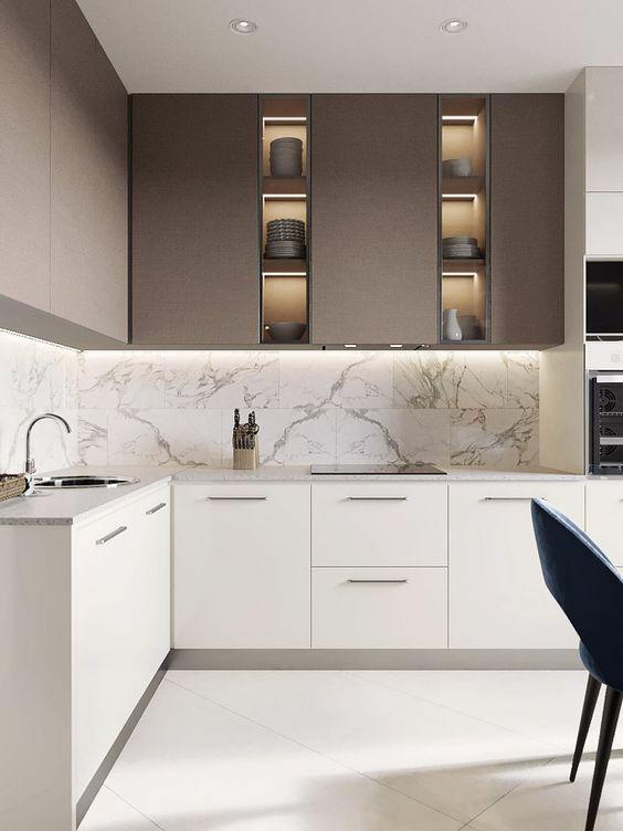 2019流行的花式厨房瓷砖,你都选对了吗?_11