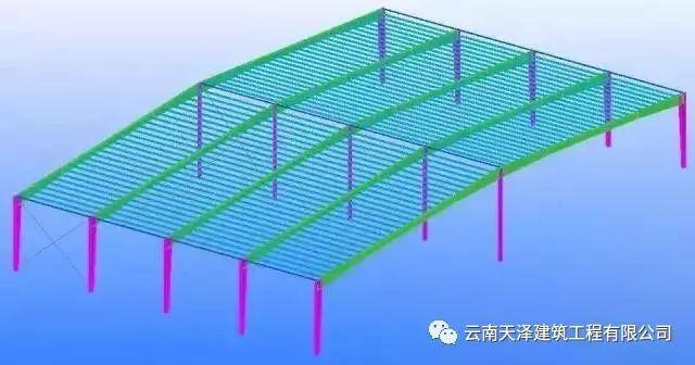 钢结构厂房施工方案_13