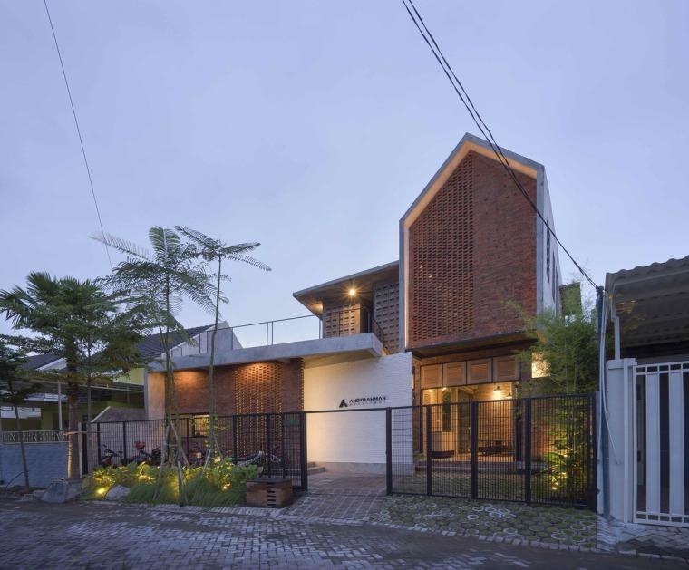 印尼共享办公大楼