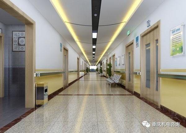 医院建筑电气设计的难点和要点
