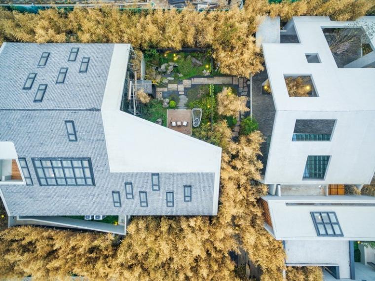 天津泰达格调松间新中式住宅景观-2