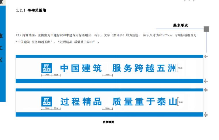 中建一局集团安全文明施工现场标准化手册(共92页)