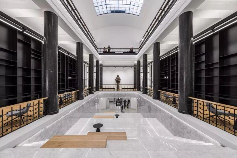 12座设计感超强的图书馆建筑!_12