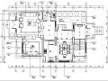 欧式风格三层双拼别墅设计施工图(附效果图+模型)