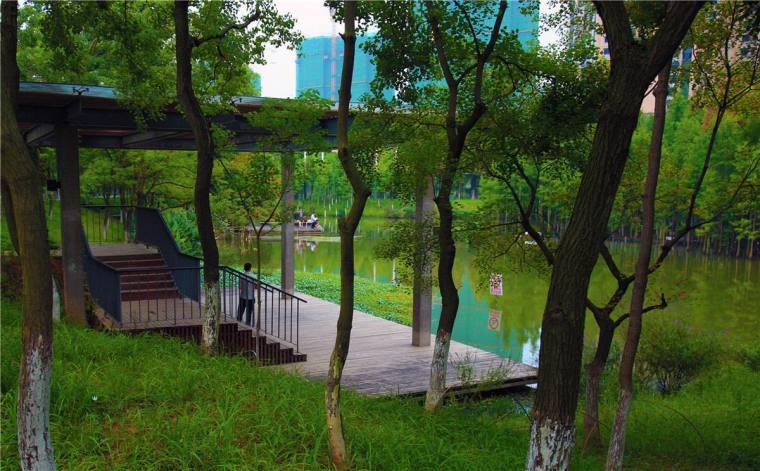 宜昌运河公园