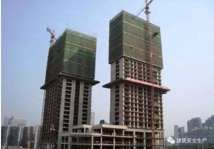 高层建筑悬挑脚手架安全技术交底