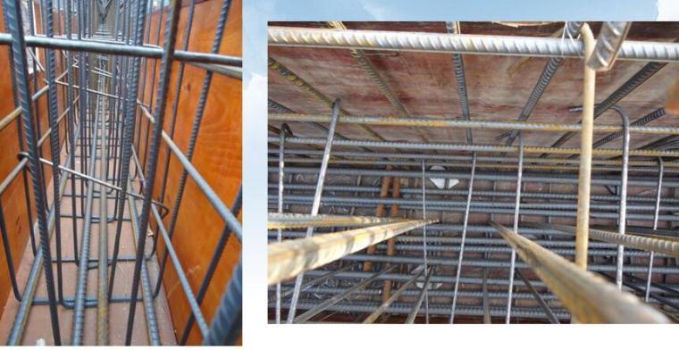 建筑工程施工员钢筋基础知识培训PPT(263页,图文并茂)-梁漏绑、垫块不到位