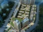 [江西]多功能酒店及商业楼建筑国际设计方案(含CAD)