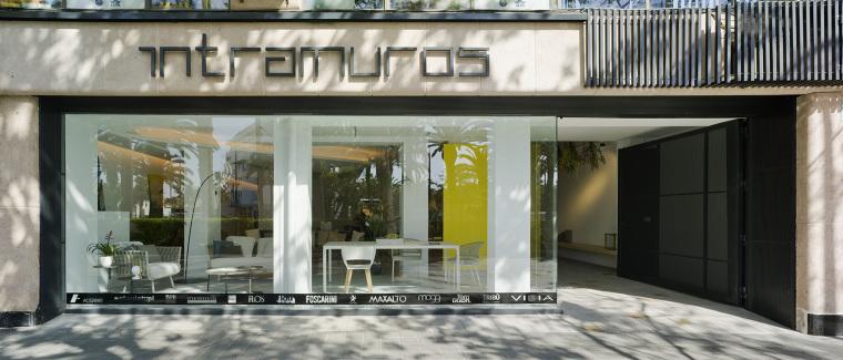 西班牙Intramuros家具店-2