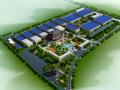 工厂绿化景观设计案例效果图