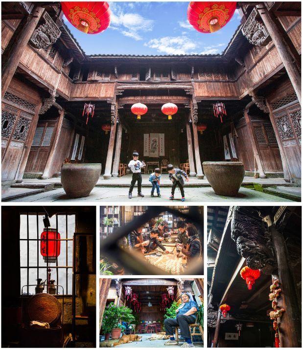 杭州六个古村入选中国历史文化名村,美丽乡村的新样本_12