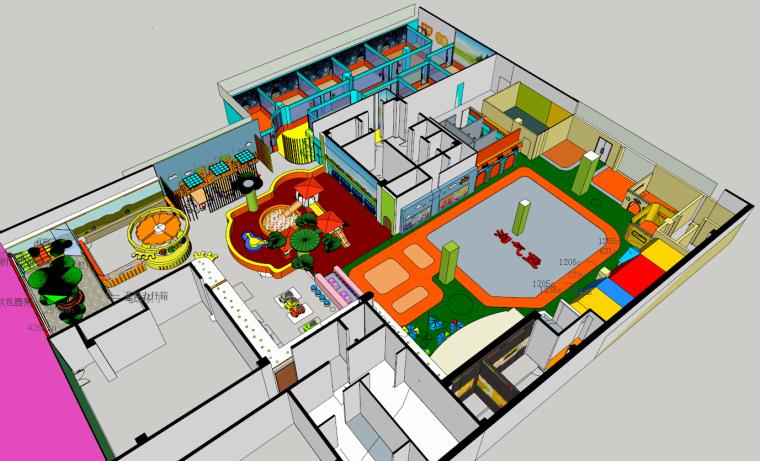 儿童智玩空间--橙爱玩国_5
