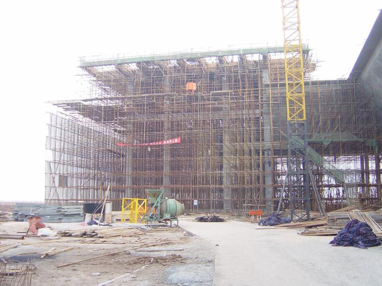 建筑施工中安全事故案例分析