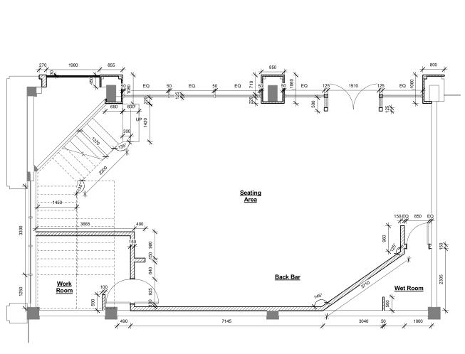 杭州万塘汇星巴克咖啡效果图+施工图CAD&PDF