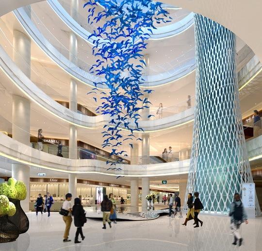 天霸设计公司以全新视野改变秦皇岛百货装修设计不变形象-大厅大图-.jpg