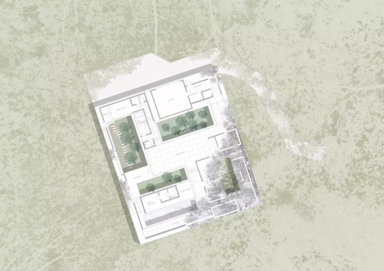 5种空间,9个步骤,教你如何分析并制作一张大型建筑平面图!