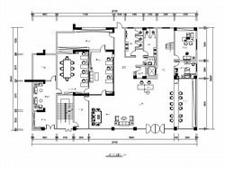 [东莞]某居委会办公楼室内装修图