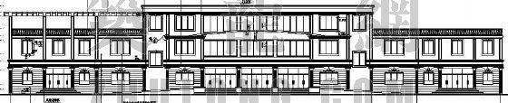 某综合办公楼建筑设计方案