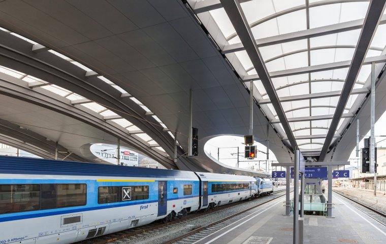 奥地利格拉茨火车站重建_14