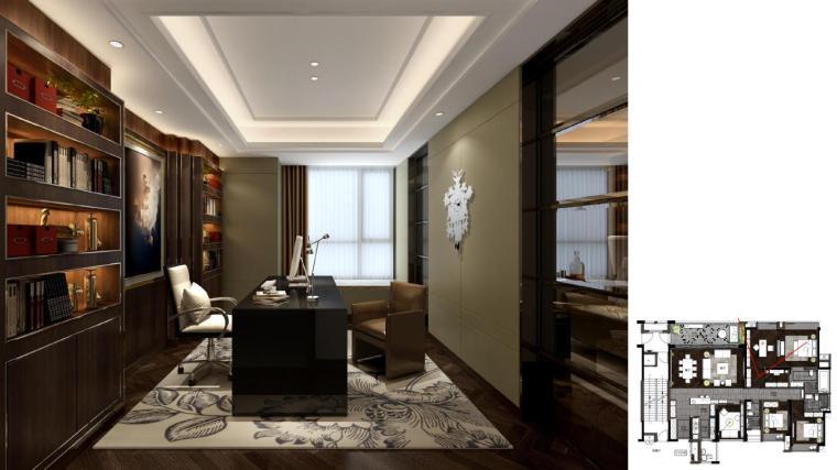 东莞]都市精英国际风格四居室样板房室内设计方案-1 (22).jpg