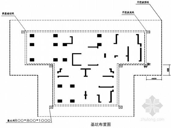 [湖南]国际公寓基坑开挖土钉喷锚支护及降水施工方案