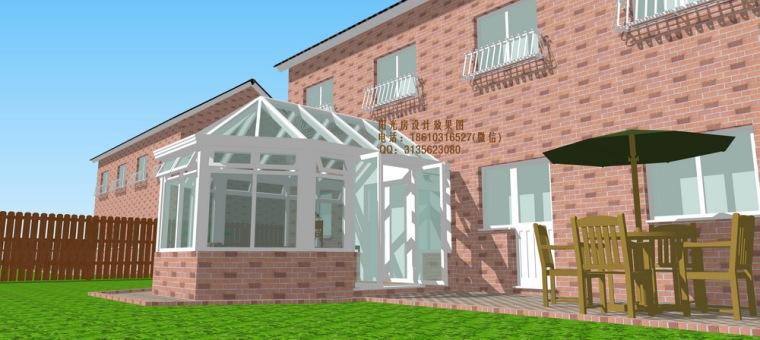 维多利亚式阳光房设计re_1
