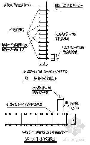 北京某大学教学楼钢筋方案(长城杯)