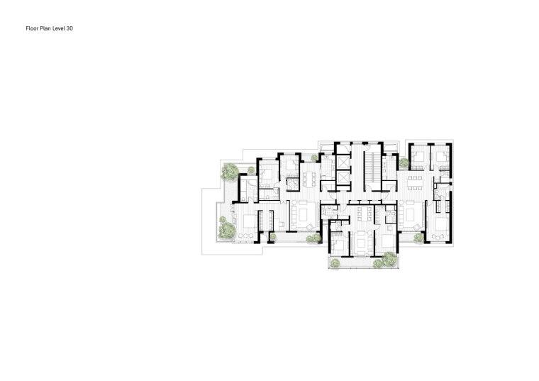 上海中信泰富集团大楼居民区的改造-1 (21)