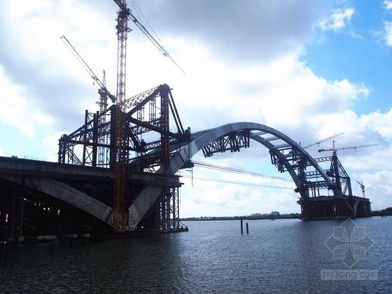 [江苏]桥梁工程安全施工组织设计133页(内容丰富)