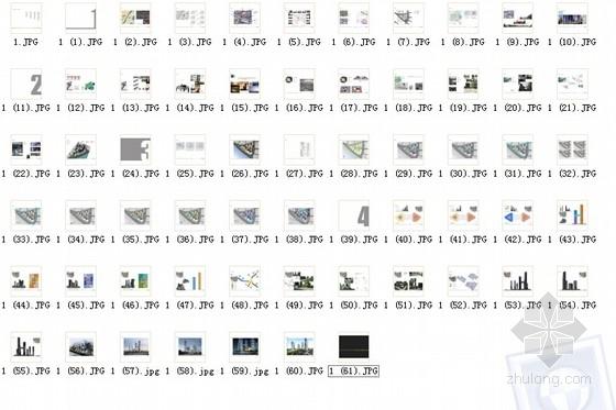 [武汉]开敞式小区景观规划设计方案-总缩略图