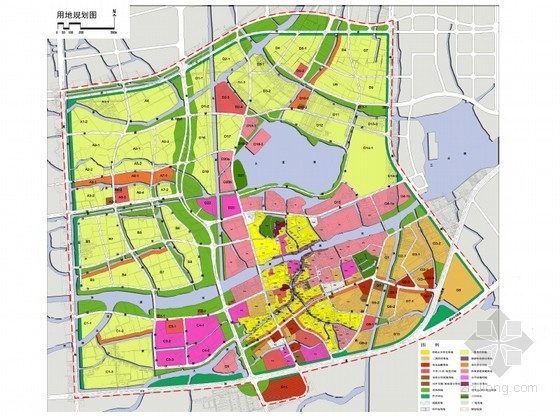 [上海]新型城镇概念性总体规划设计