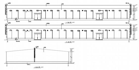 二层厂房建筑结构图资料下载-2万吨保温钢板粮食仓建筑结构图(pdf格式图纸)