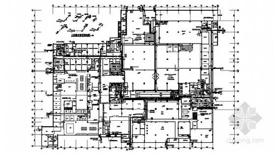 [陕西]大型五星级宾馆给排水全套施工图