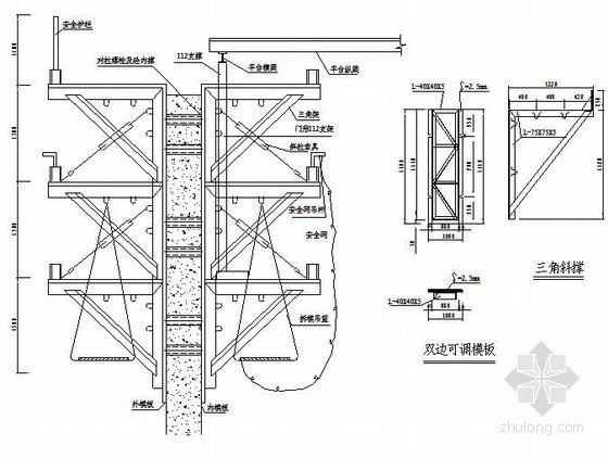 [河南]高速公路工程桥梁薄壁空心墩施工方案