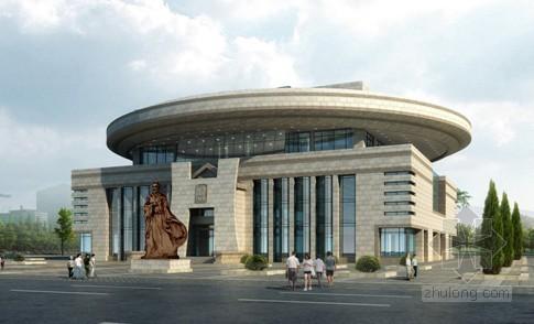 [河南]某文化馆智能建筑工程施工方案
