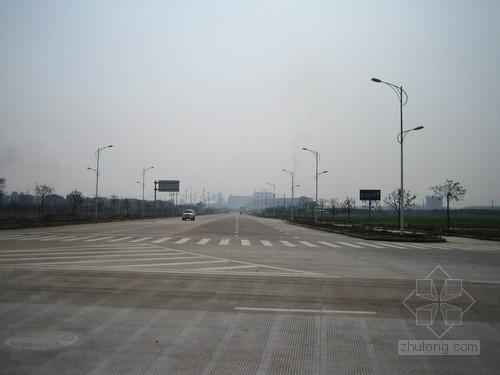 深圳市某科技园区道路工程(投标)施工组织设计