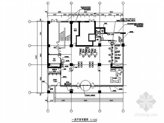 山东图纸格式:cad2000空间划分:成套商业图纸深度:施工图设计风格