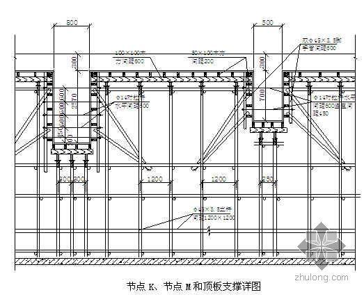 唐山某钢铁厂焦化工程焦台土建结构施工方案(筏板基础 大体积混凝土 详图丰富)
