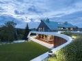 特色木屋私人住宅建造案例